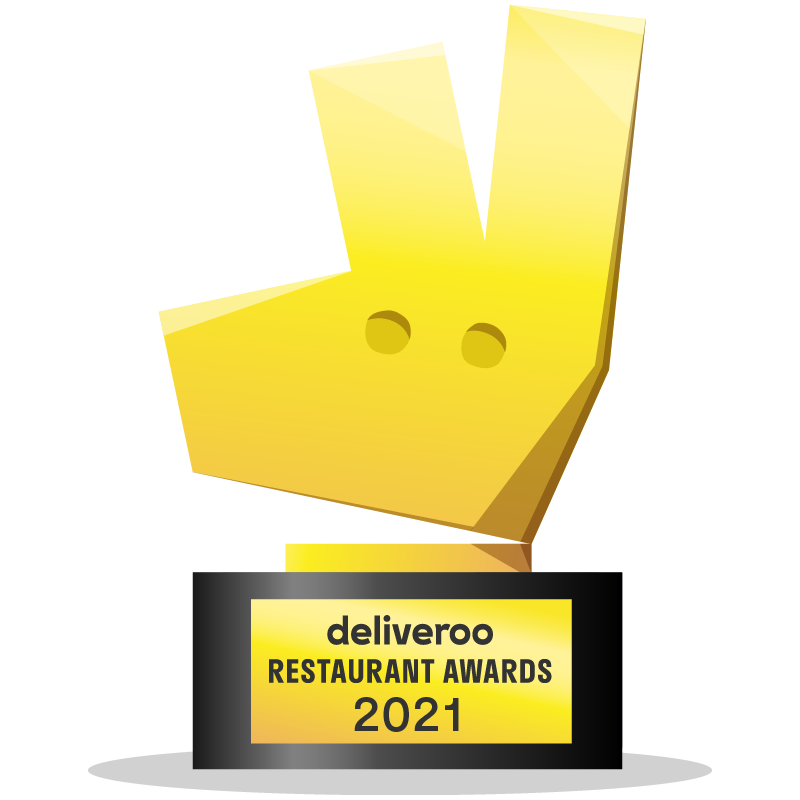 Deliveroo restaurant awards 2020